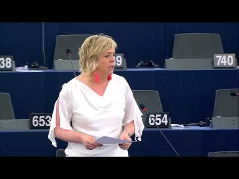 Hilde Vautmans 19 Apr 2018 plenary speech on Gaza Strip