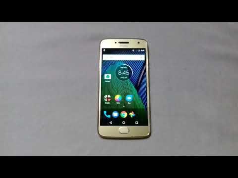 Moto G5 Plus - How to insert SIM card - YouTube