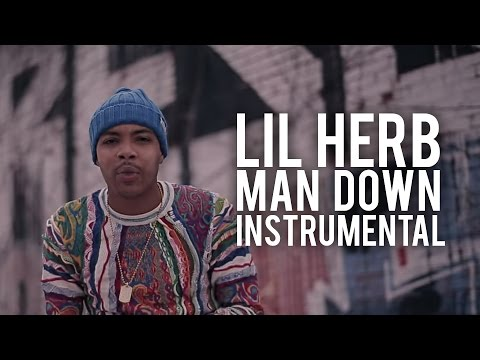 Lil Herb - Man Down (Instrumental) [Re-Prod. By Young Kico]