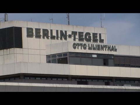 "Uplifting Tour at Berlin-Tegel airport (TXL) ""Otto Lilienthal"" , Germany"