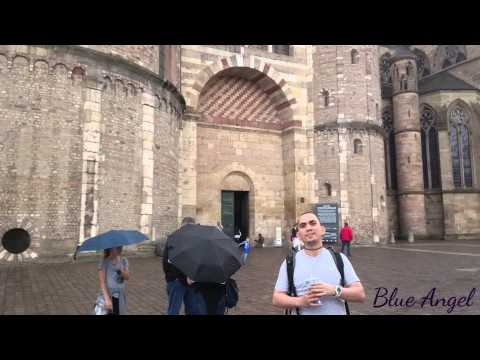 2015 TRIER GERMANY: Trier Cathedral