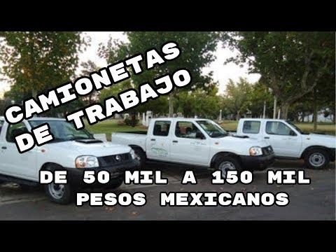 Camionetas Usadas De Trabajo 🚗🚗 #camionetas