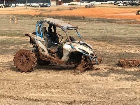 Muddy Gras 2017 Muddy Bottoms ATV