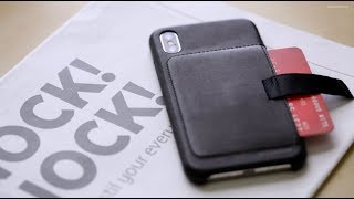 Distil Union Walley Wallet & Stick On (iPhone X)