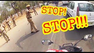 Do cops hate people who wear Helmets?