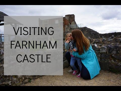 Visiting Farnham Castle In Surrey