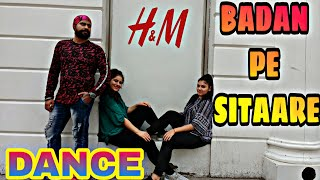 Badan Pe Sitaare | Fanney Khan | Dance cover | Dance Video | Dance Choreography | Dance Performance