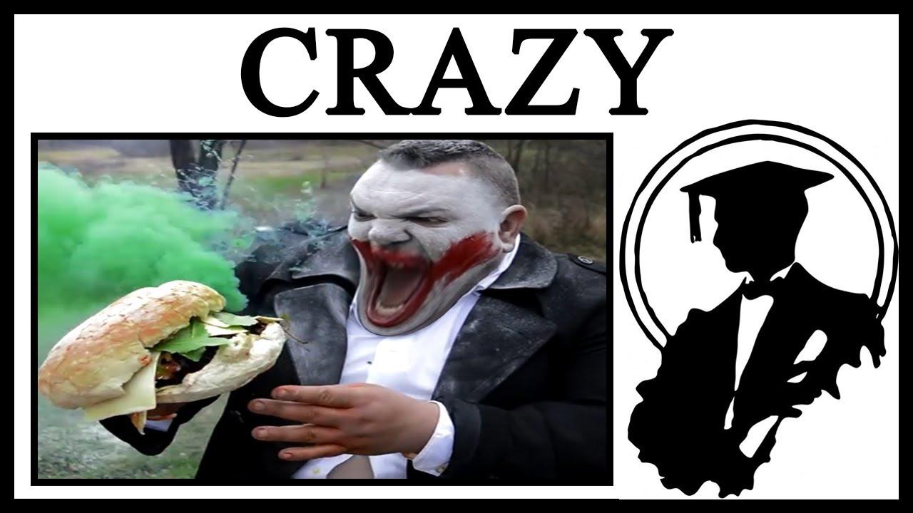Why Has Joker Got A Crazy Hamburger?