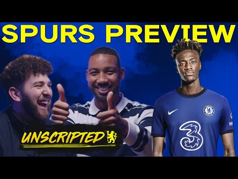 Mount pranks Callum-Odoi! | What's your Spurs lineup? Unscripted Episode 8