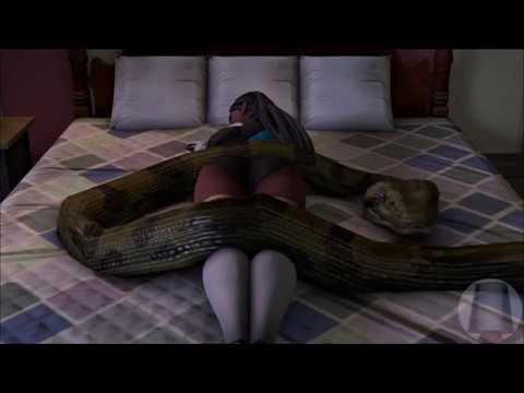 Download Snake Vore Symmetra [OW][SFM]