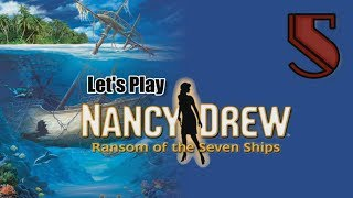 Nancy Drew 20: Ransom of the Seven Ships [05] w/YourGibs - BEACON GATHERING WITH JOURNAL DECODING