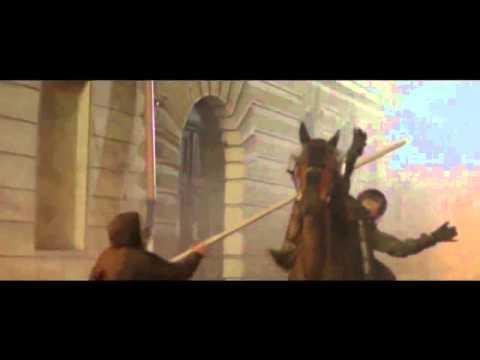Linkin Park - Rebellion Un Official Music Video HD