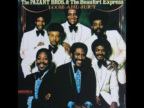 Pazant Bros The Beaufort Express Loose And Juicy