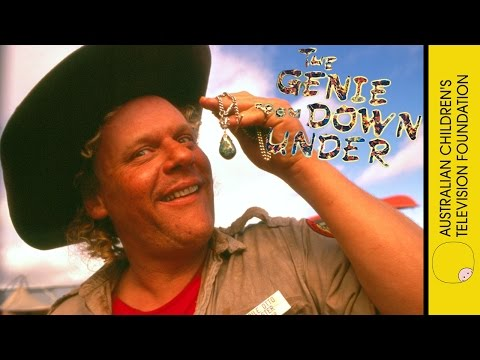The Genie From Down Under - TV Theme Tune