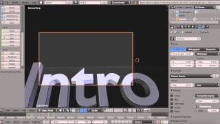 How To Make Your Own Intro in Blender - Tutorial