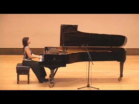 Mendelssohn - Lieder ohne Worte Op.53 No.2 - Kuscherova