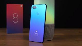 مراجعة شاومي مي 8 لايت |  Xiaomi MI 8 lite Review هاتف الشباب 😎