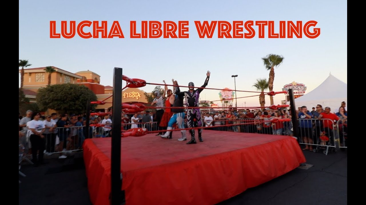Lucha Libre Youtube Lucha Libre Wrestling Match 2