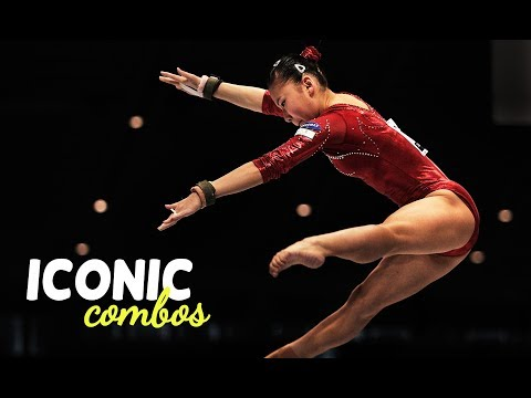 "Iconic Combos that ""Belong"" to a Certain Gymnast"