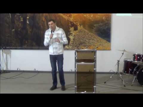 Проповедь Алексея Денисенко Будь самим собой, но не оставайся таким какой ты есть