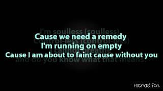 August Rigo - Less of Me [Lyrics on Screen] M