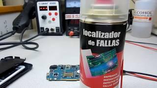 Detector de Fallas