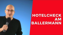 Hotelcheck am Ballermann