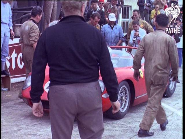 Out Takes / Cuts From Le Mans Special Reel 4 (1963)
