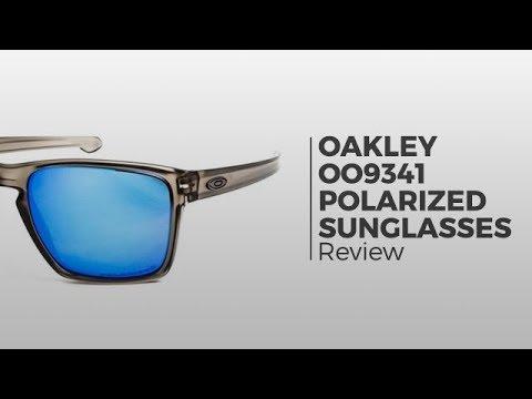 bbf6266593 Oakley OO9341 SLIVER XL Polarized Sunglasses