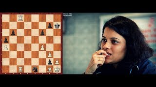 Bhakti Kulkarni speaks about the most picturesque checkmate of her career