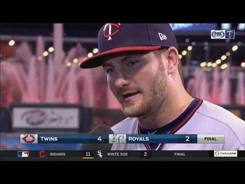 Twins' Robbie Grossman: There's no group of guys I'd rather go to battle with