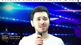 O Ses Almanya Da Rekor Kıran Azeri Genc