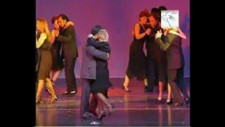 yalçın yılmaz ve öğrencileri tango gösterisi