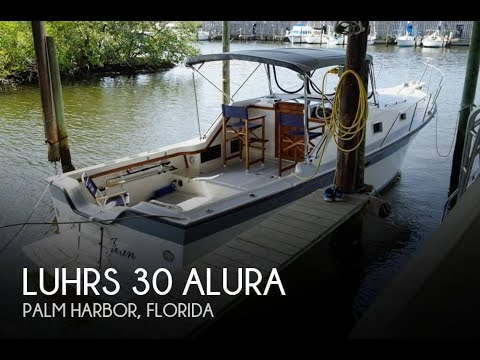 Used 1989 Luhrs 30 Alura for sale in Palm Harbor, Florida