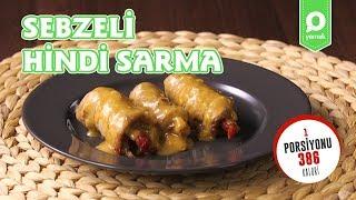 Sebzeli Hindi Sarma Tarifi - Onedio Yemek - Sağlıklı Tarifler