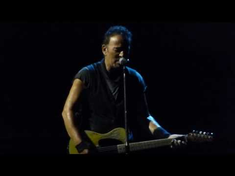 Bruce Springsteen Racing In The Streets Chicago August 28 2016 United Center