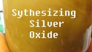 Gümüş Nitrat reaksiyonu ve Sodyum Hidroksit