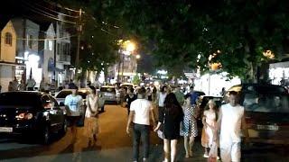 #Анапа. Центр города. Открытие курортного сезона (часть 1).