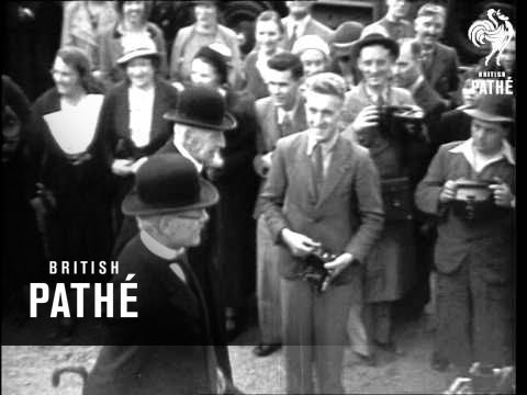 Lady Alice Scott And The Duke Of Gloucester At Balmoral (1930-1939)