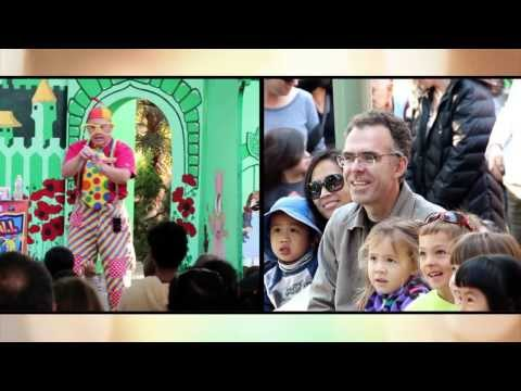 Houston Texas Magician Goofball Promo Video Kids And Family Entertainer