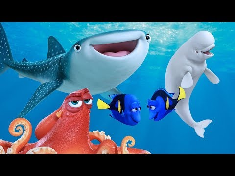 Finding Dory Animation Movies For Kids