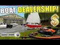 INSANE BOAT SHOP | SEADOO | DEALERSHIP | FARMING SIMULATOR 2017