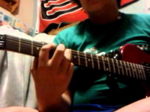 How to play jesus freak on guitar - YouTube