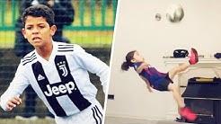 5 enfants qui pourraient devenir des futures stars du foot | Oh My Goal