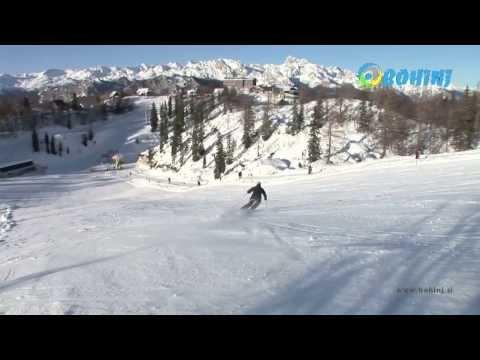 Bohinj Slovenia - Winter
