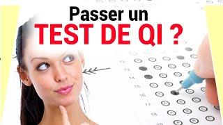 Est ce que je dois passer des tests de QI ? Doc te tutoie #4