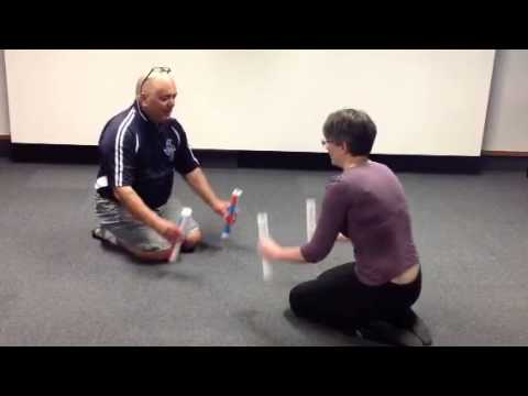 Ti Rakau - Māori Stick Game