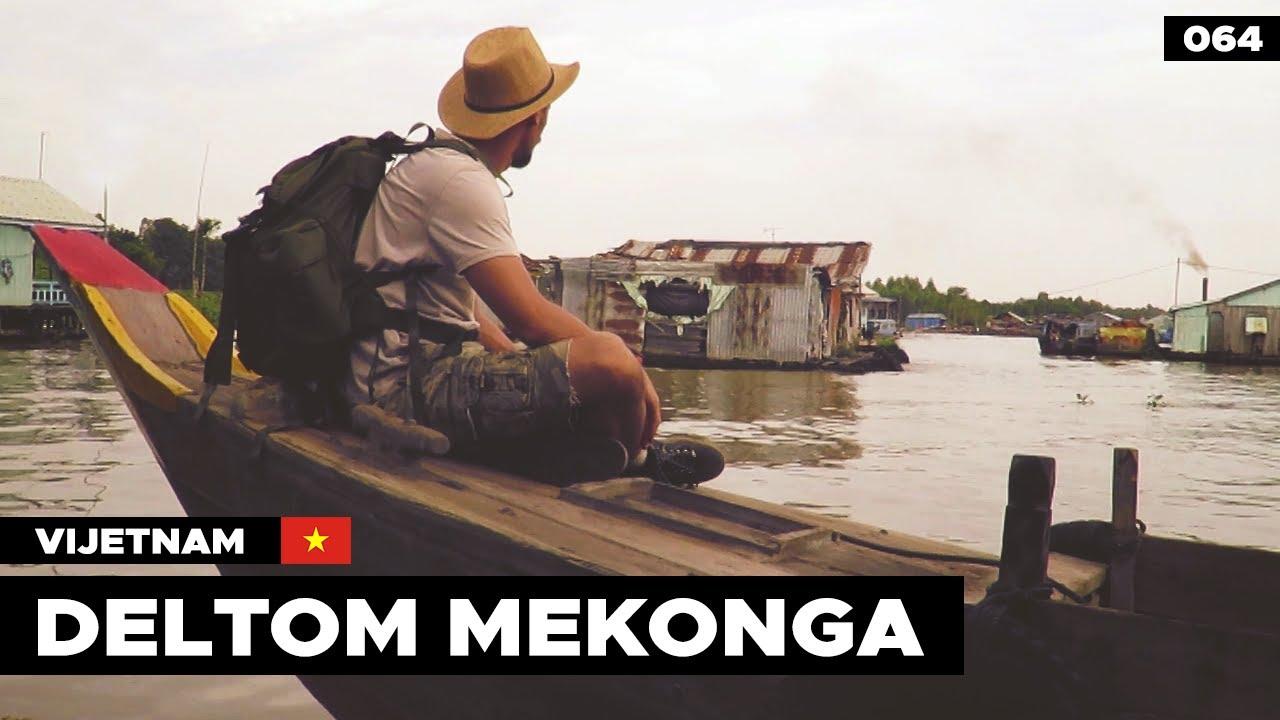 Piton, borbe petlova, kako se prave karamele...Šta sve možete da očekujete u delti moćnog Mekonga?