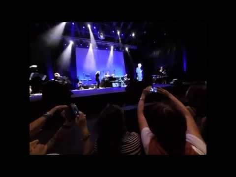Charles Aznavour concerto Roma Foro Italico 1 VII 2014 Italy