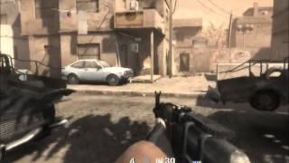 Soldier Of Fortune Payback (PS3) Gameplay